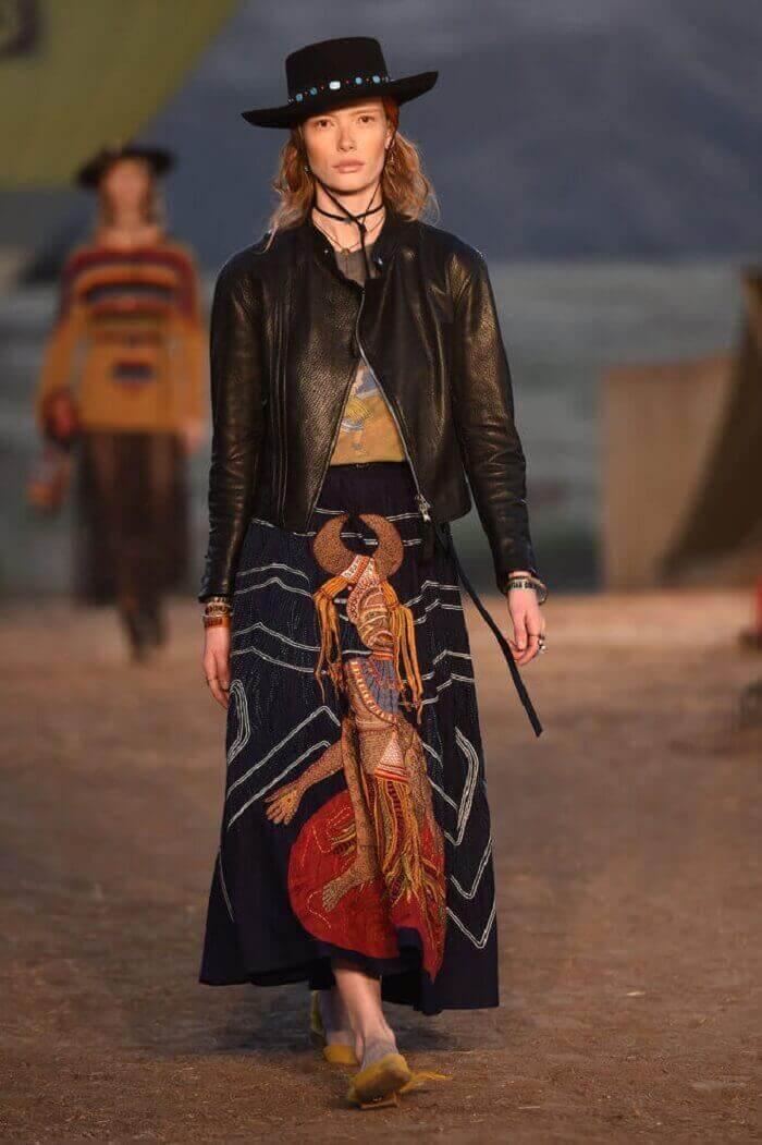 Круизная коллекция Dior 2018