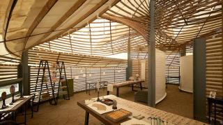 Бамбуковая Архитектурная Выставка