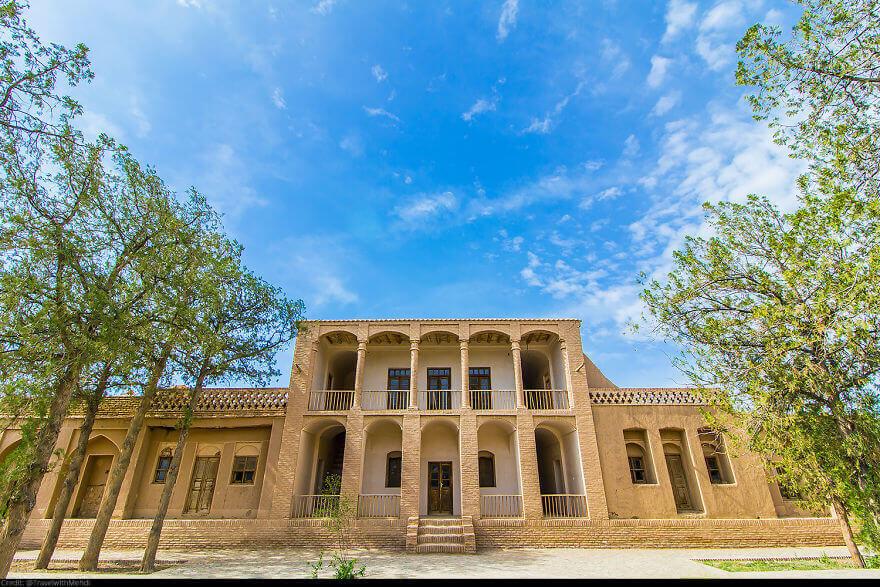 Исторический дворец Бахльгерд