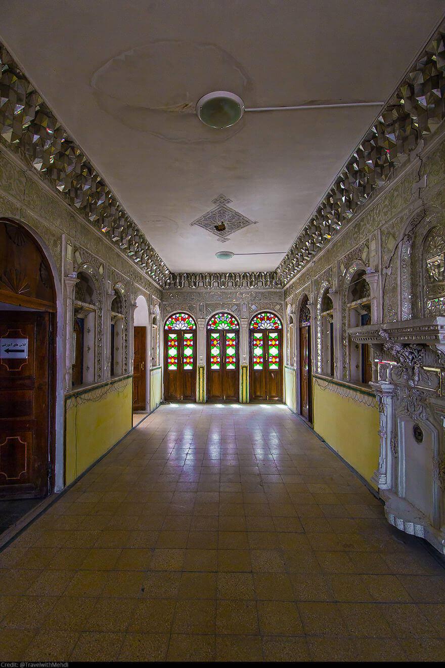Исторический дворец Рахим-Абад