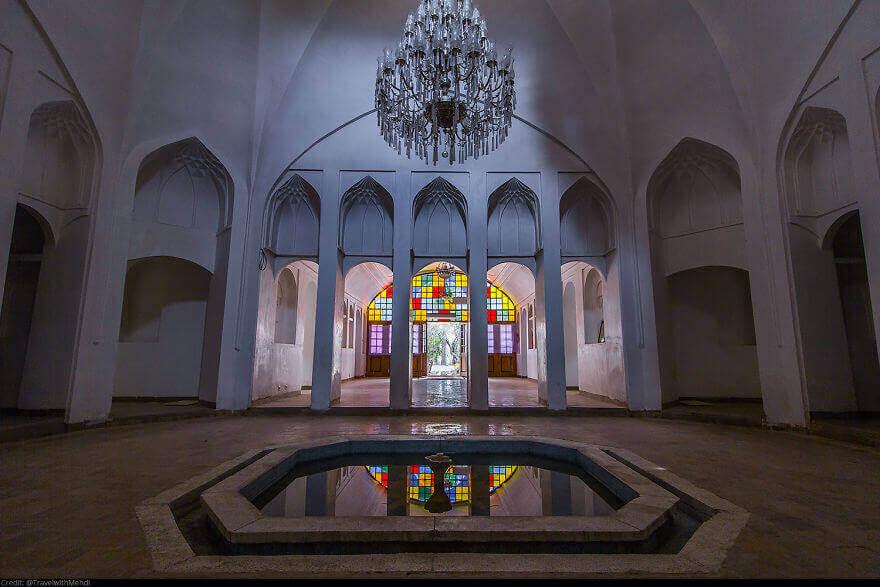 Исторический дворец Шокат-Абад
