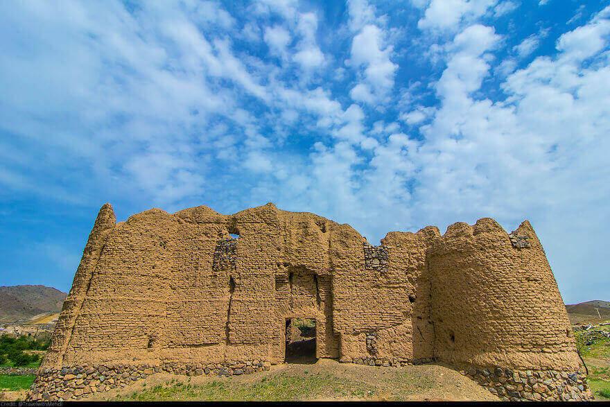 Исторический замок Чакхандук