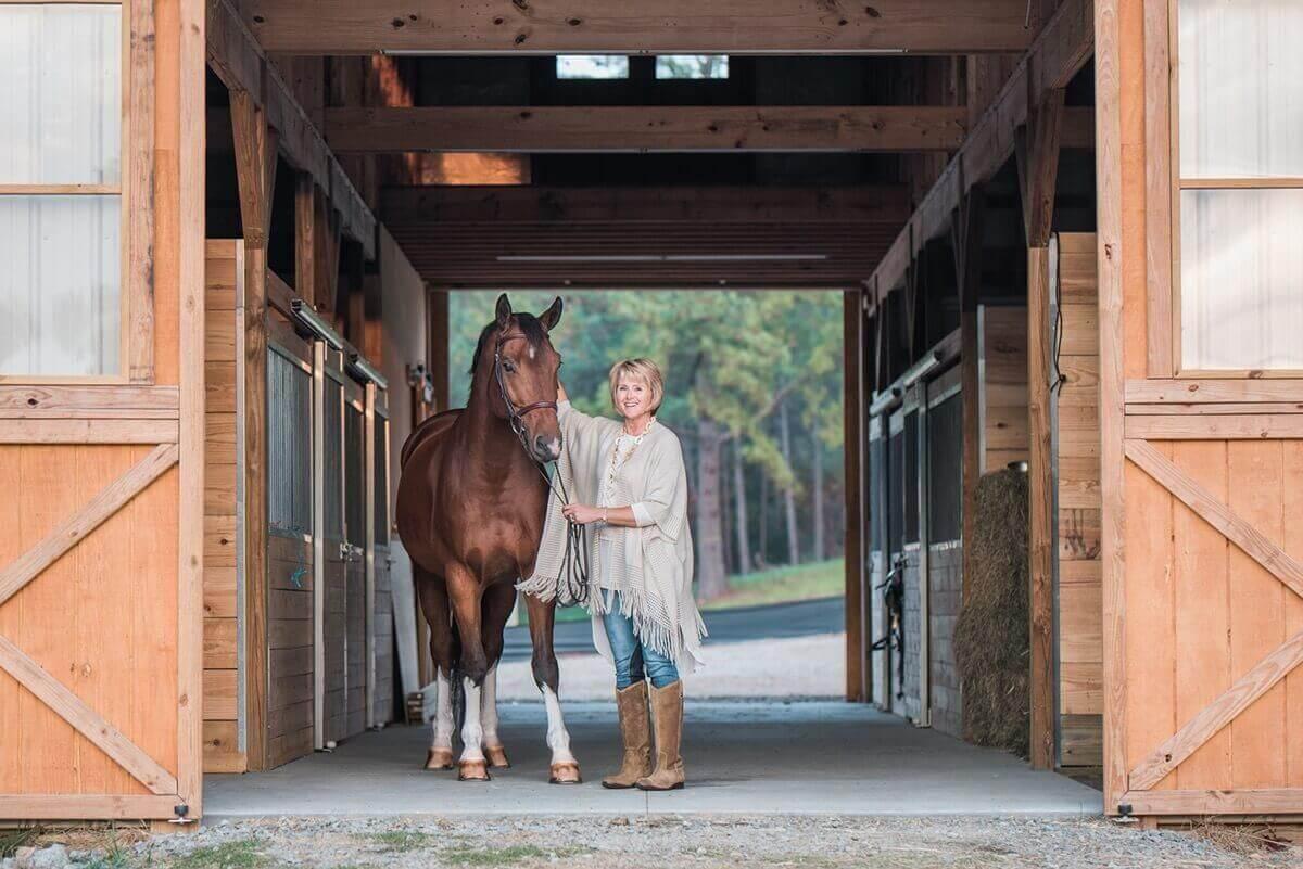 красивые фото лошадей и наездниц