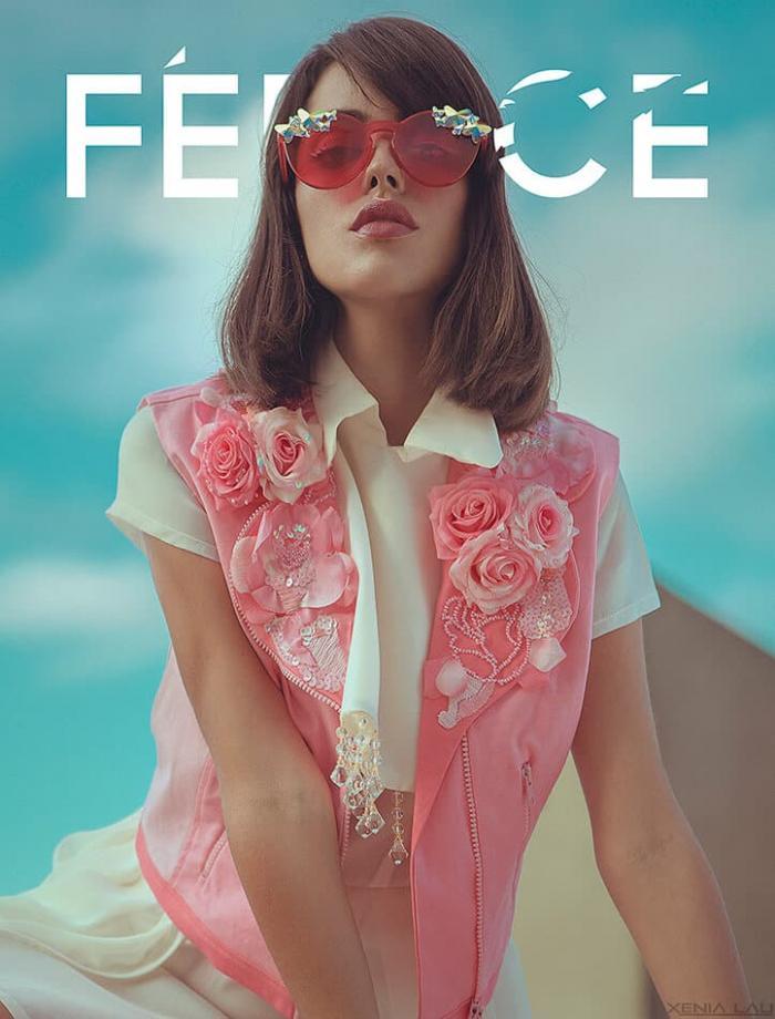 OHIO EXPRESS для FEROCE Magazine – философия тотального розового