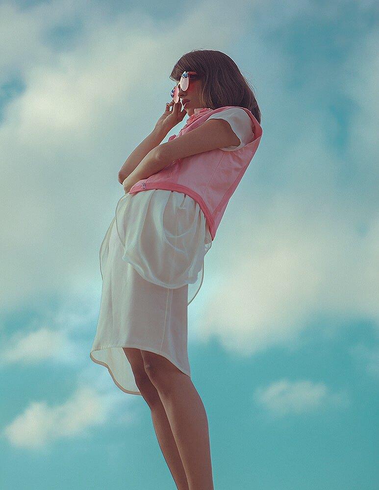 розовый – модный цвет лета 2017 от FEROCE Magazine