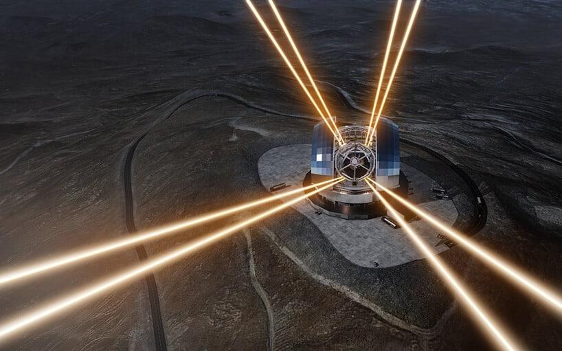 самый большой телескоп в мире