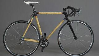 велосипед HERO, бамбуковая рама