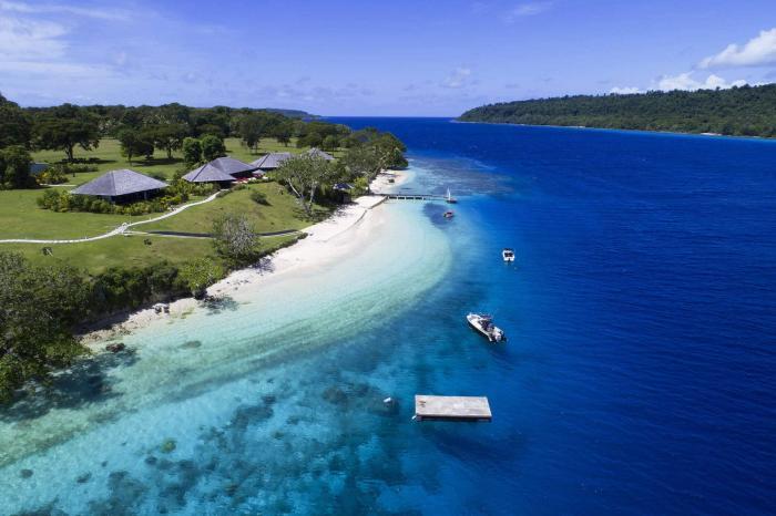 Остров Латаро – место для уединения, о котором можно только мечтать