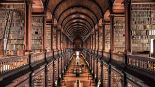 Библиотека Тринити-колледжа, Дублин, 1732