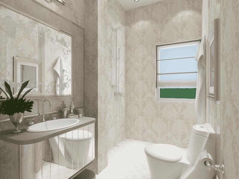 3D-дизайн ванной комнаты, фото 6