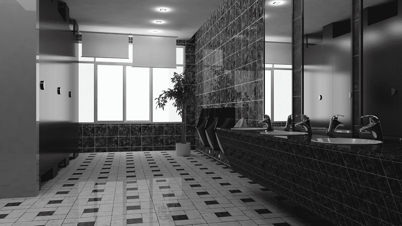 3D-дизайн ванной комнаты, фото 7
