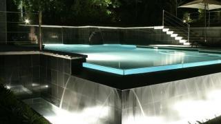 дизайн бассейнов в 2017 году, Безграничные бассейны