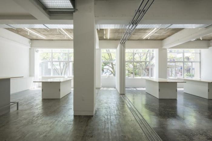 Гибкая комната с подвижными стенами от японской компании CASE-REAL