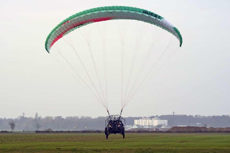 Летающий автомобиль Vaylon Pégase, фото 6