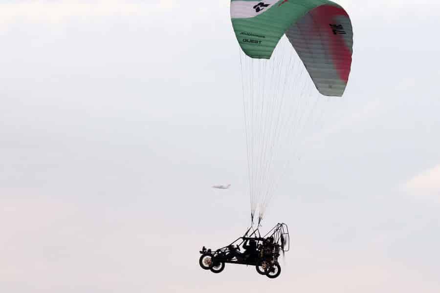 Летающий автомобиль Vaylon Pégase, фото 7