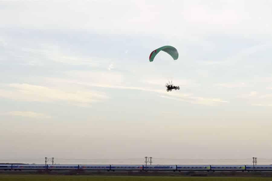 Летающий автомобиль Vaylon Pégase, фото 8