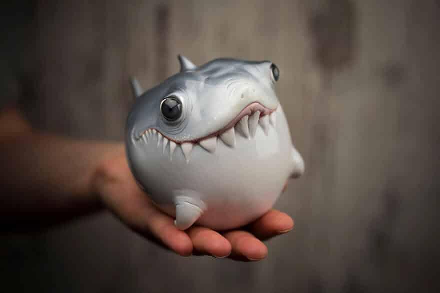 Новые океанические виды