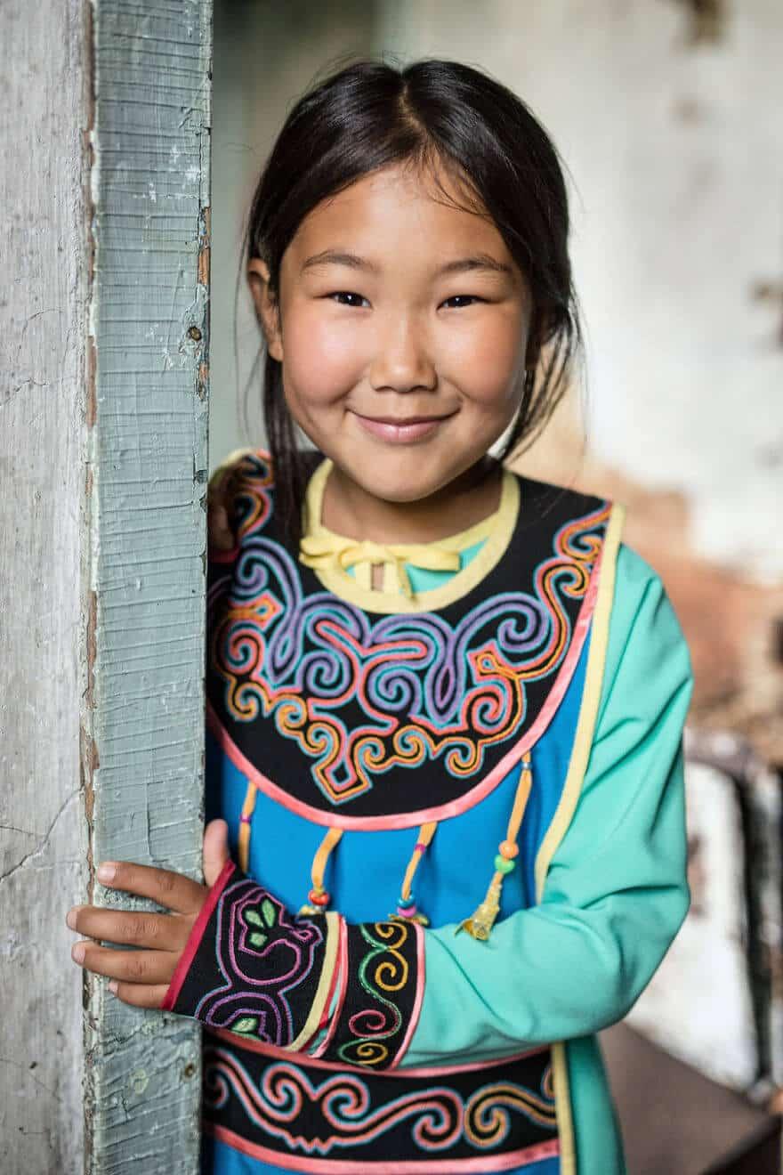 Уникальные портреты коренных жителей Сибири, фото 11