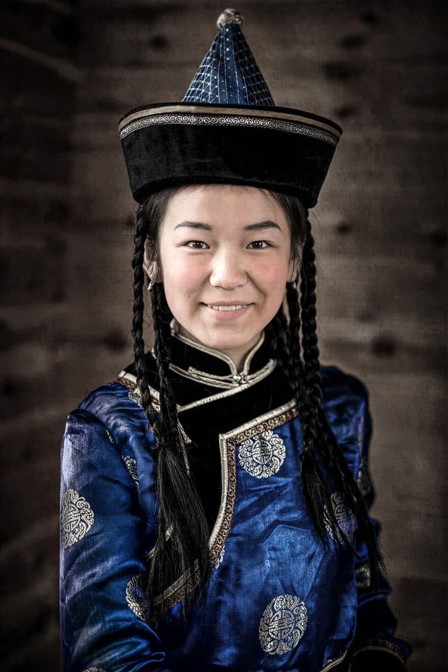 Уникальные портреты коренных жителей Сибири, фото 14