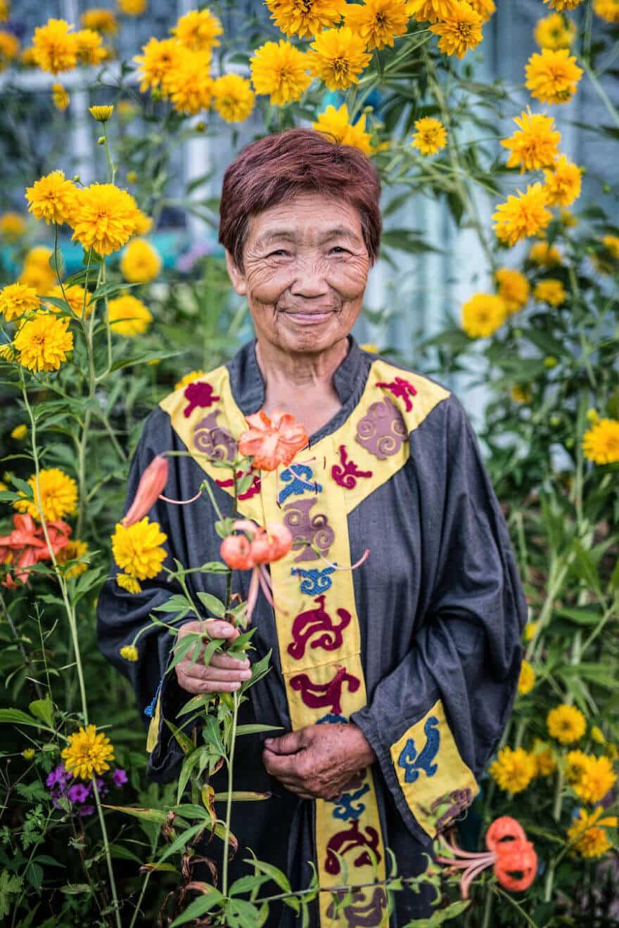 Уникальные портреты коренных жителей Сибири, фото 17