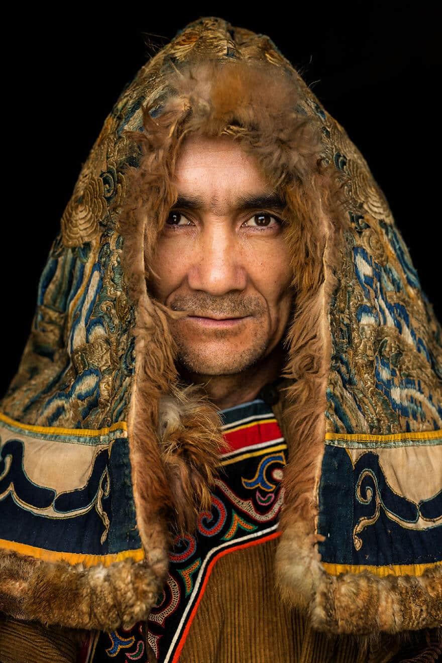 Уникальные портреты коренных жителей Сибири, фото 2