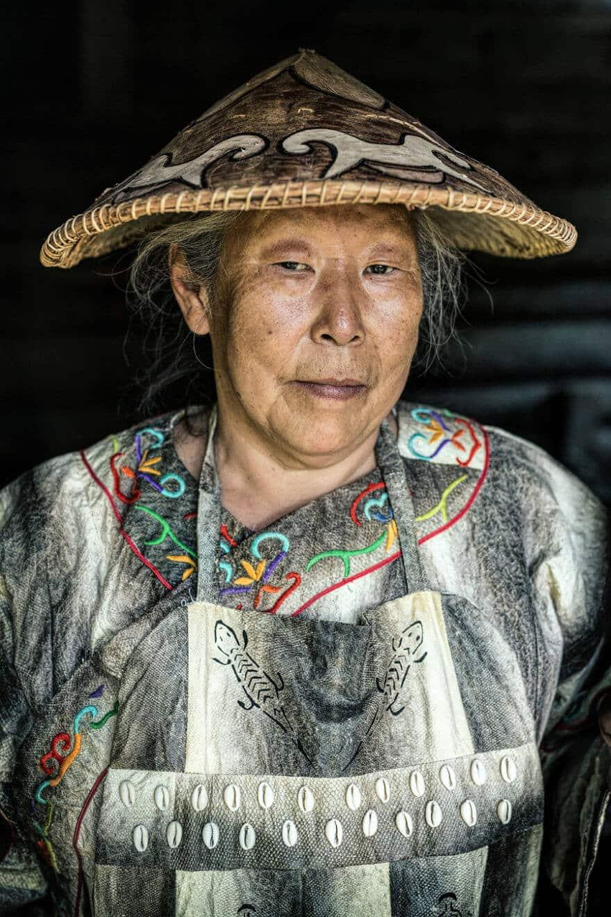 Уникальные портреты коренных жителей Сибири, фото 29