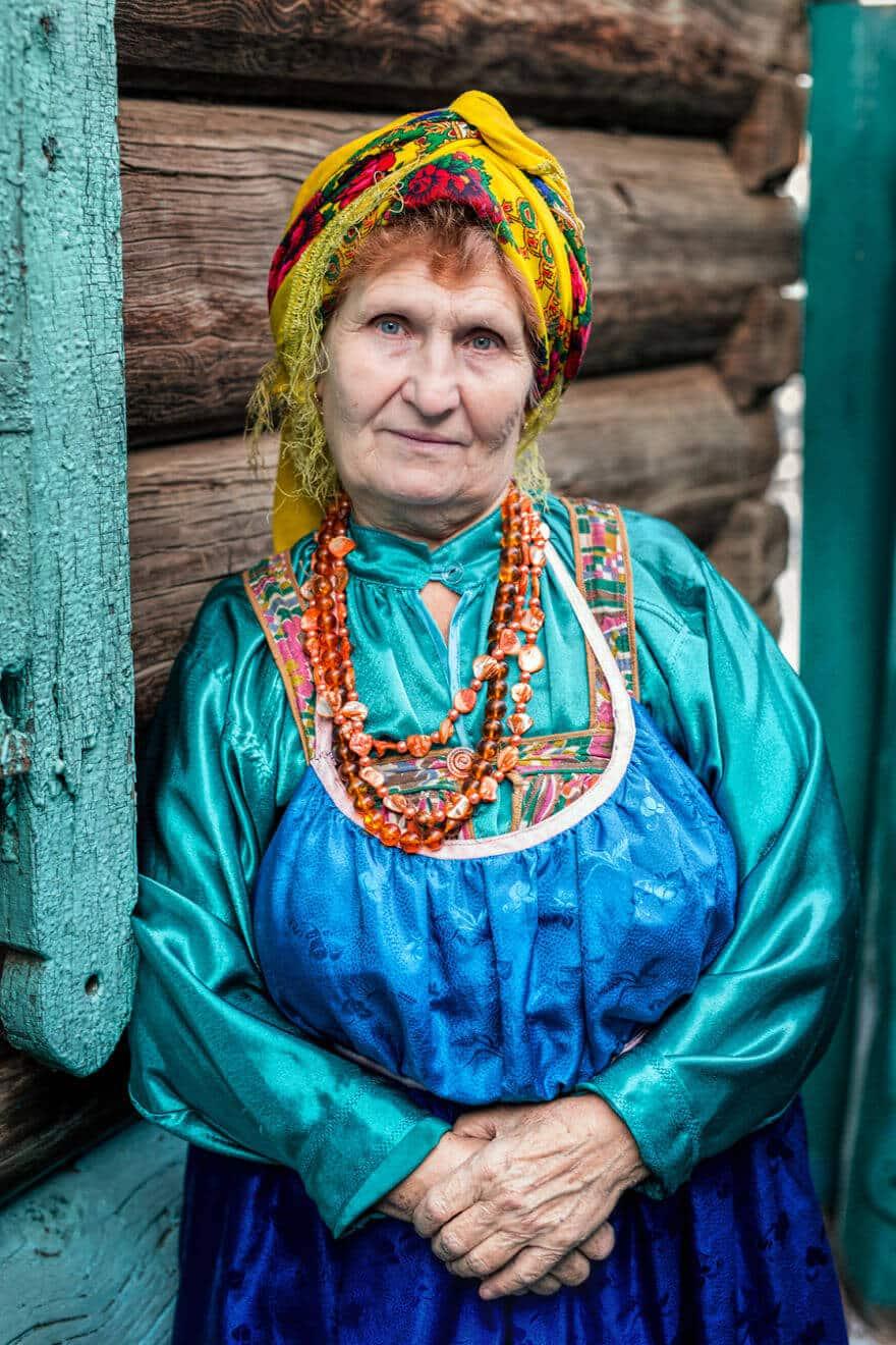 Уникальные портреты коренных жителей Сибири, фото 30