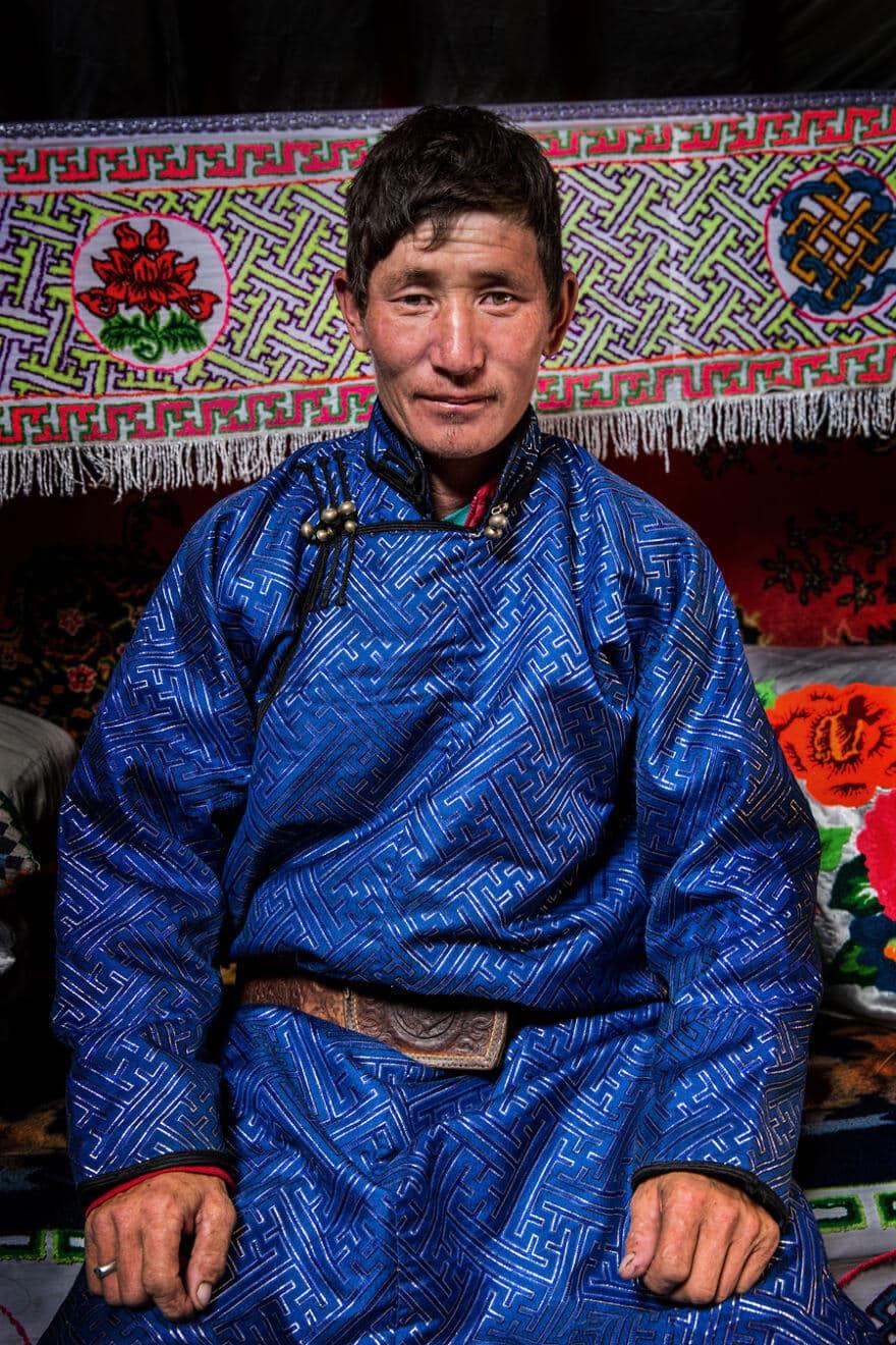 Уникальные портреты коренных жителей Сибири, фото 32