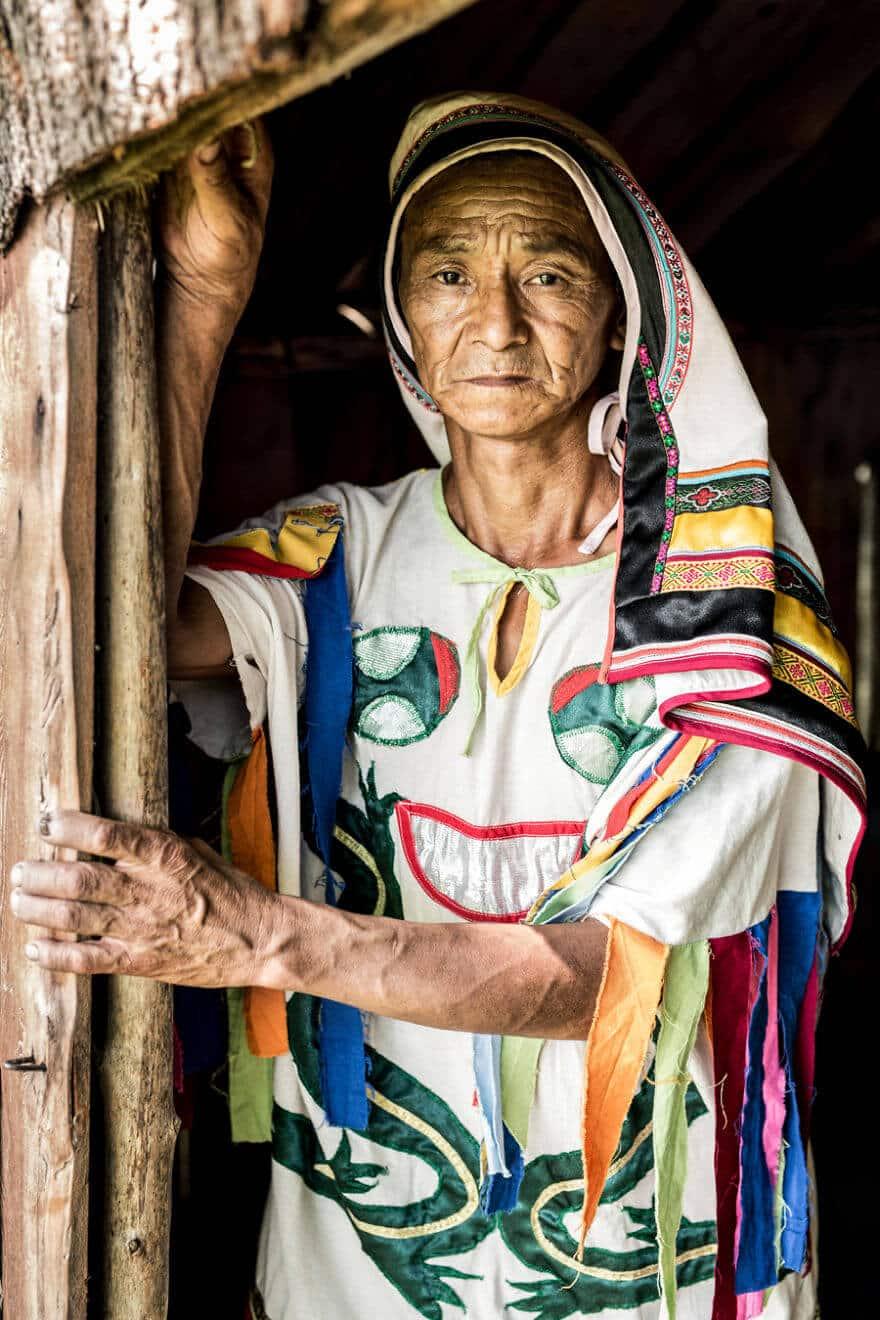 Уникальные портреты коренных жителей Сибири, фото 33