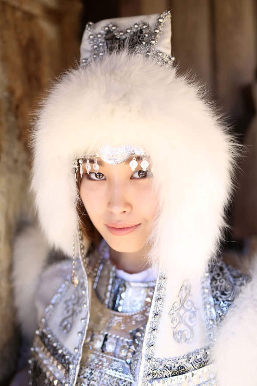 Уникальные портреты коренных жителей Сибири, фото 36