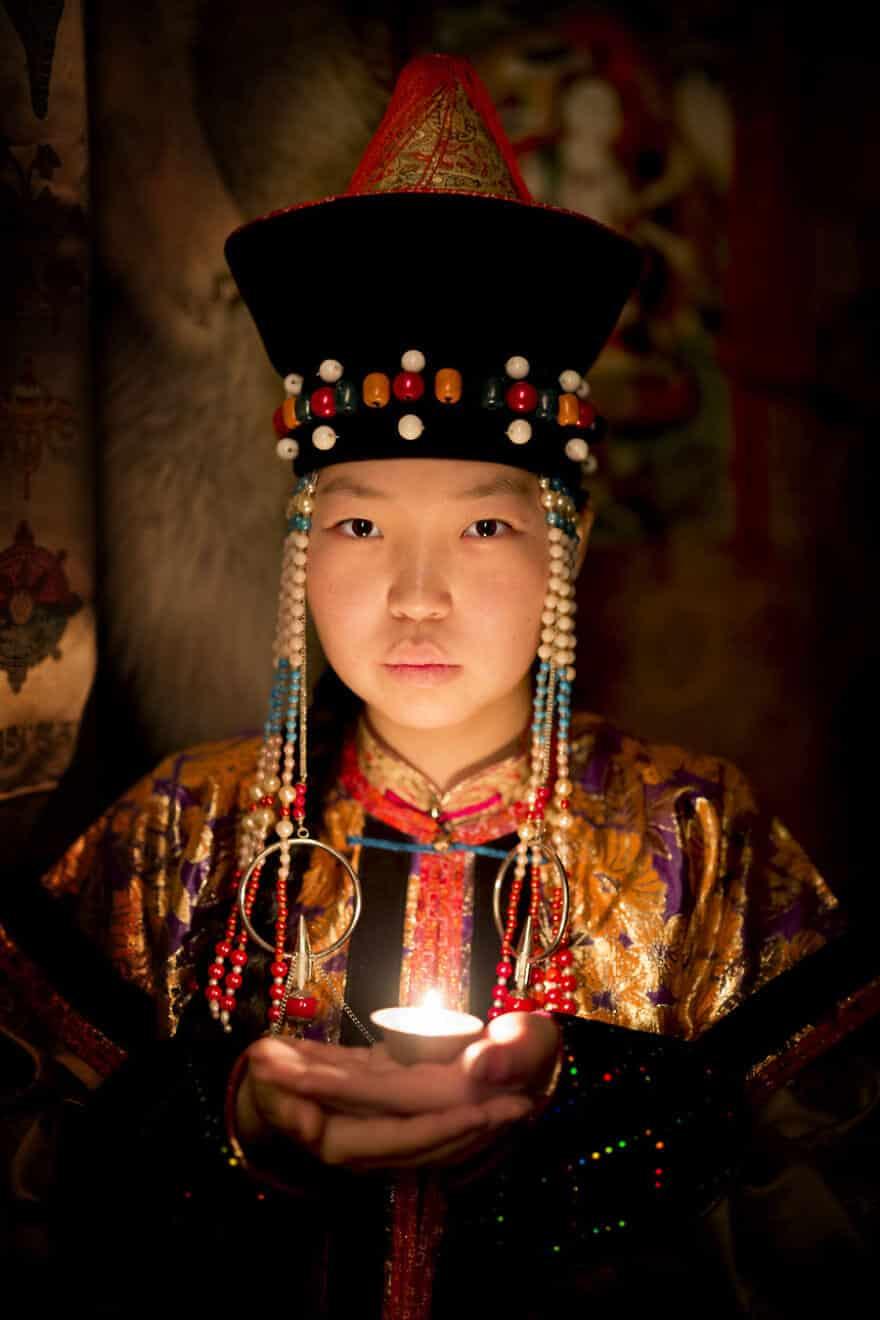 Уникальные портреты коренных жителей Сибири, фото 6