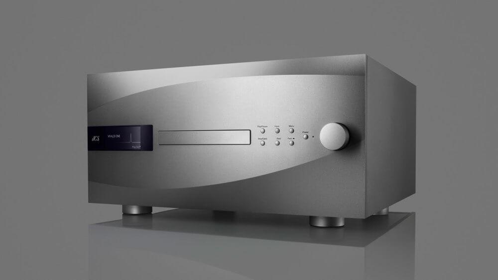 dCS Vivaldi One Player, люкс плеер за 70000$, фото 1