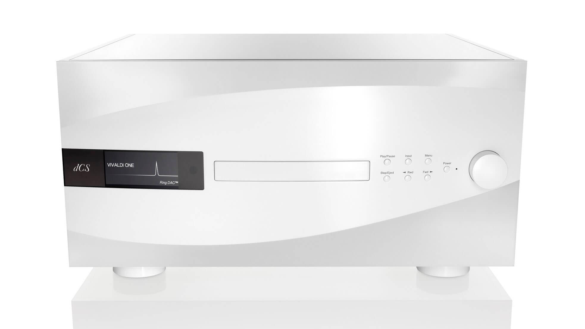 dCS Vivaldi One Player, люкс плеер за 70000$, фото 2