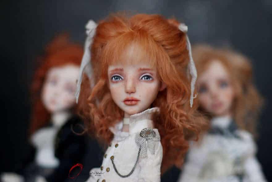 куклы – «живое» искусство, фото 1
