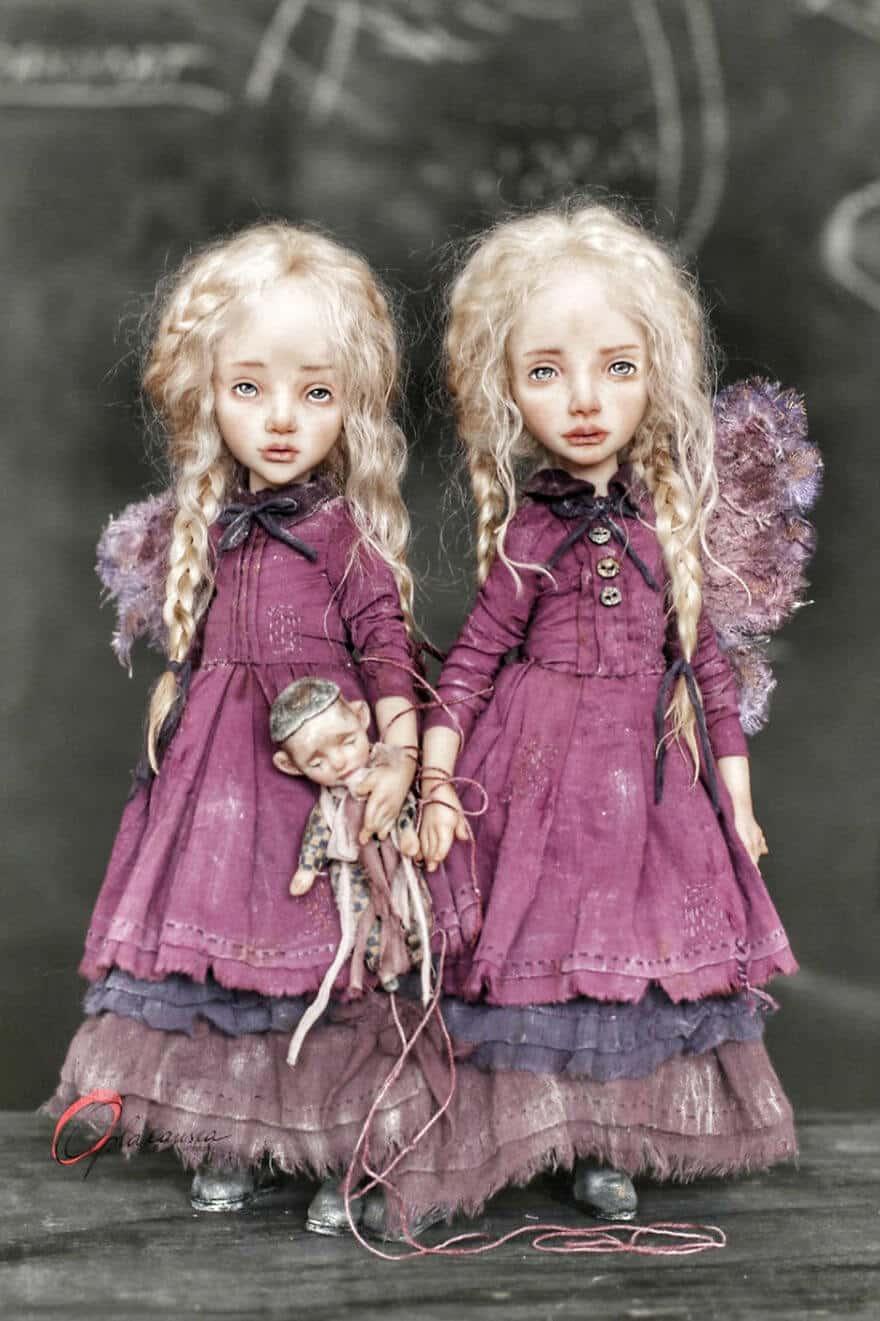 куклы – «живое» искусство, фото 2