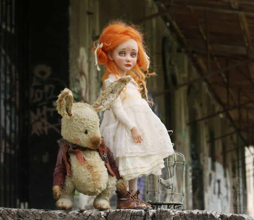 куклы – «живое» искусство, фото 3