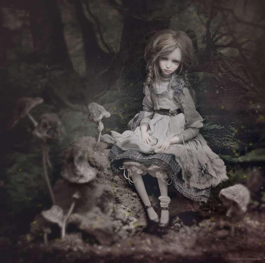 куклы – «живое» искусство, фото 4