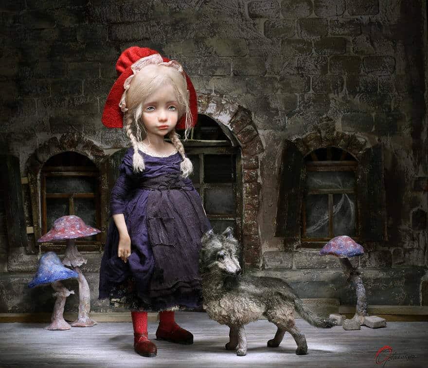 куклы – «живое» искусство, фото 5