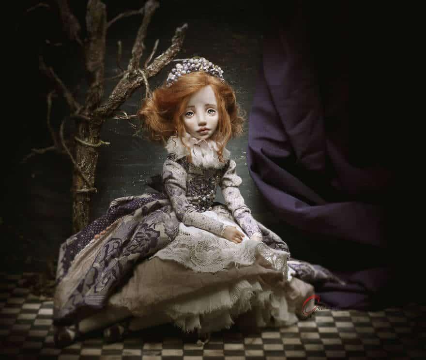 куклы – «живое» искусство, фото 6