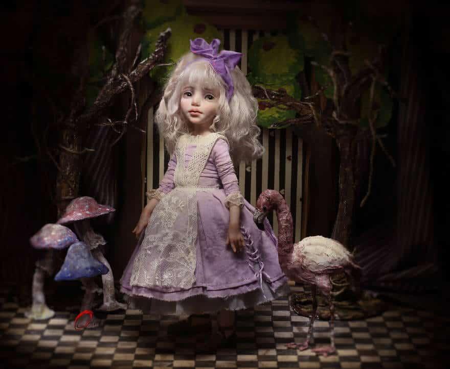 куклы – «живое» искусство, фото 7