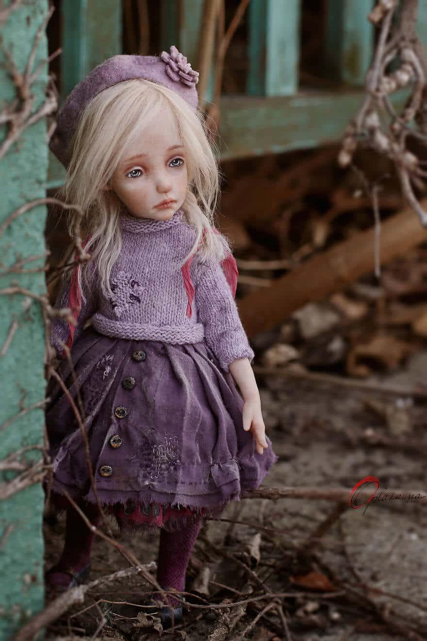 куклы – «живое» искусство, фото 8