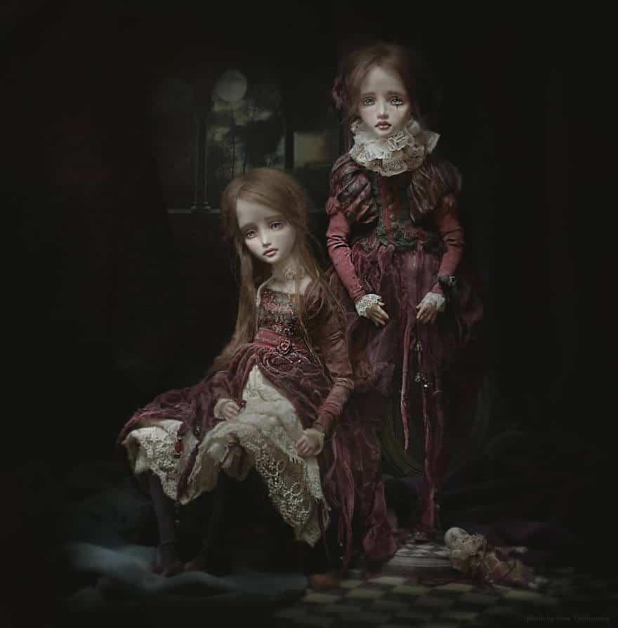 куклы – «живое» искусство, фото 9