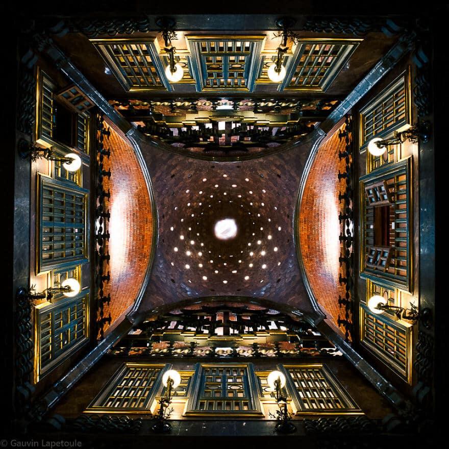лучшие виды барселоны, Дворец Гуэль, фото 2