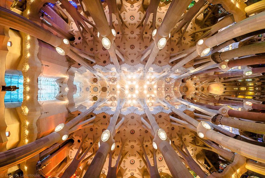 лучшие виды барселоны, Храм Саграда-Фамилия, фото 1