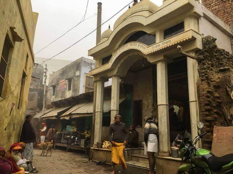 Храмы в священном городе Вриндаван, фото 2