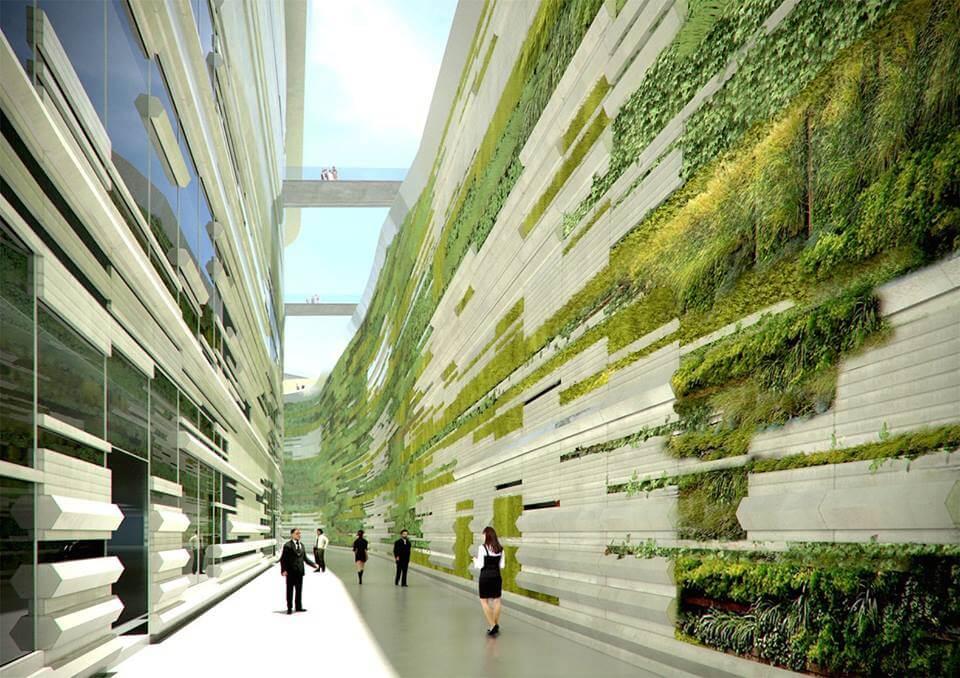 Зеленые стены, фото 7