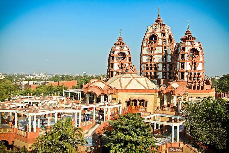 Храмы в священном городе Вриндаван, фото 3