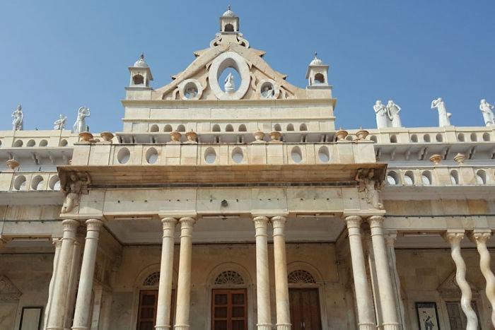 Храмы в священном городе Вриндаван, фото 1