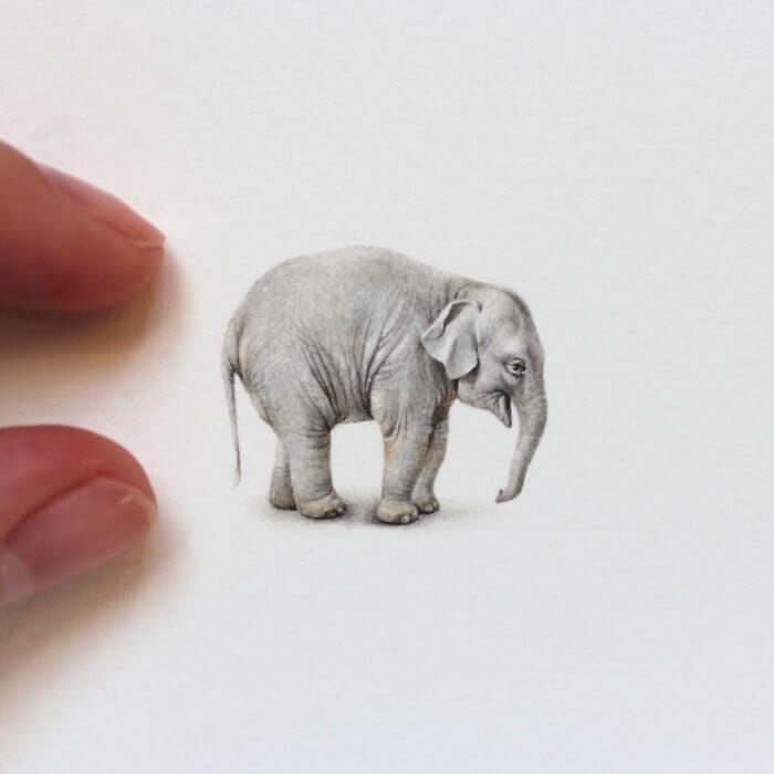 Акварельные миниатюры, фото 1