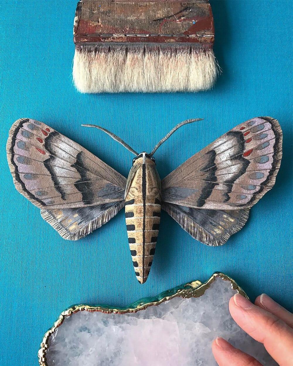Бумажные модели флоры и фауны, фото 5